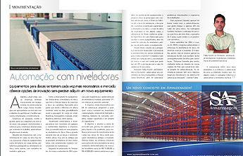 Edição de Junho da revista Intra Logística