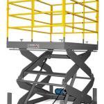 Comprar plataforma elevatória tesoura