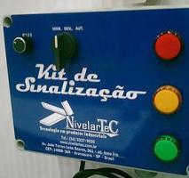 Kit de sinalização para doca